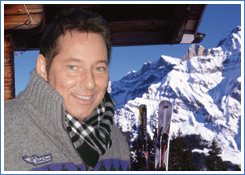 Ingo Diesch - Inhaber und Geschäftsführer ALPenjoy