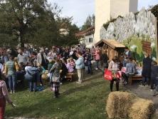 Stand des Schweizer Generalkonsulats - Internationales Familienfest auf Schloss Blutenberg