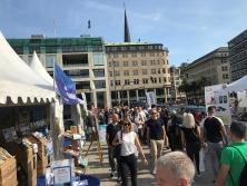 ALPenjoy Urlaubsmeile auf den Hamburg Cyclassics