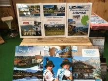 "Prospektpräsentation ""Urlaub in den Alpen"""