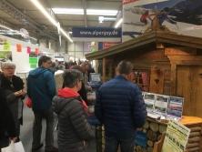 """Messestand """"Urlaub in den Alpen"""""""
