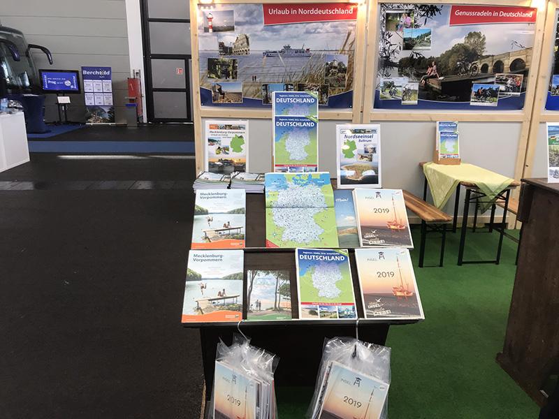 Prospektpräsentation Urlaub in Deutschland