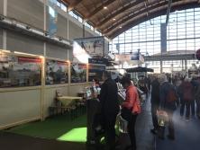 Deutschland-Stand auf der Freizeitmesse  in Friedrichshafen