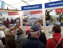 """Messestand """"Urlaub in Deutschland"""" auf dem Mannheimer Maimarkt"""