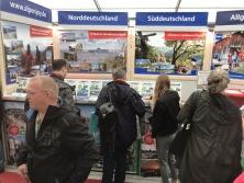 """Messestand """"Urlaub in Deutschland"""""""