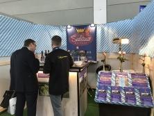 Exklusiver Messestand Seebauer Hotels