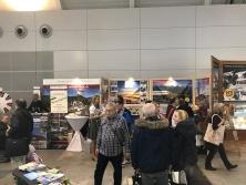 """Messestand """"Urlaub in Deutschland""""  auf der CMT Stuttgart"""