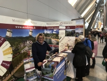Messestand Moselstern Hotels (Ferienland Cochem)