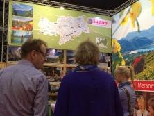 ALPenjoy Südtirol Messestand