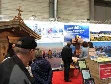 Messestand PillerseeTal/ Kitzbüheler Alpen