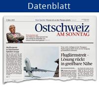 Datenblatt-Ostschweiz am Sonntag