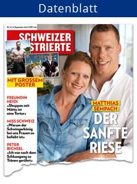 Datenblatt-Schweizer Illustrierte