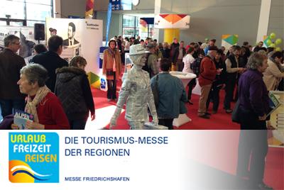 Urlaub, Freizeit, Reisen in Friedrichshafen (D)