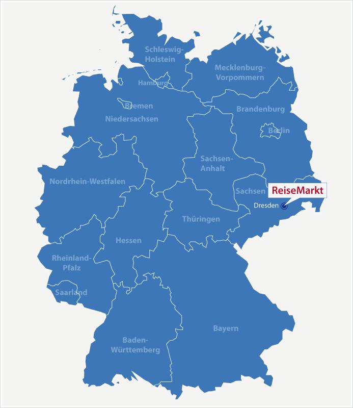 dresden karte karte dresden reisemarkt – Tourismusmarketing für Urlaubsregionen  dresden karte