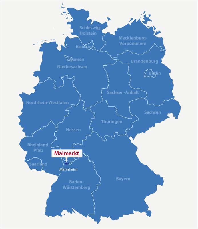 mannheim karte karte mannheim maimarkt – Tourismusmarketing für Urlaubsregionen  mannheim karte