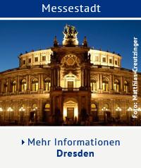 Hier erhalten Sie weitere Informationen über Ihre Messestadt
