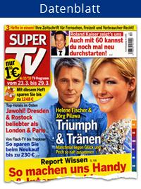 Datenblatt-Super-TV