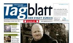 Tagblatt der Stadt Zürich