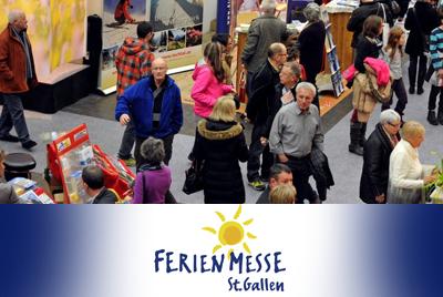 """Ferienmesse """"Grenzenlos"""" St. Gallen (CH)"""