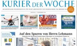Kurier der Woche - Weser Kurier, Bremen