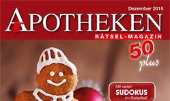 Apotheken Rätsel-Magazin