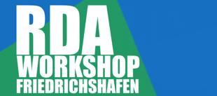 RDA Workshop für Bustouristik in Friedrichshafen (D)
