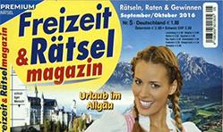 Freizeit & Rätsel Magazin