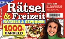 Rätsel & Freizeit Magazin