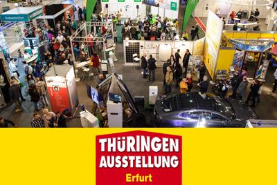 Thüringen Ausstellung in Erfurt (D)