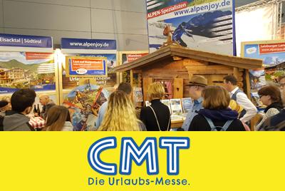 CMT - Die Urlaubsmesse in Stuttgart (D)