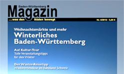 Baden-Württemberg Magazin