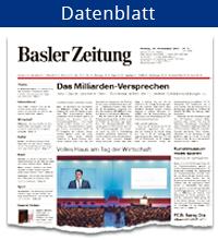 Datenblatt Basler Zeitung