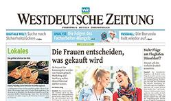 Westdeutsche Zeitung plus