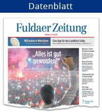 Datenblatt Fuldaer Zeitung