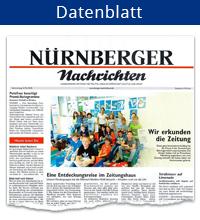 Datenblatt Nürnberger Nachrichten