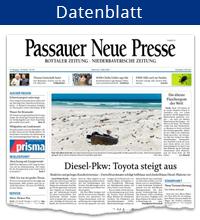 Datenblatt Passauer Neue Presse