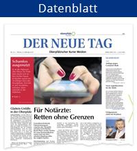 Datenblatt Der neue Tag – Oberpfälzischer Kurier
