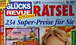 Glücks-Revue Spezial Rätsel