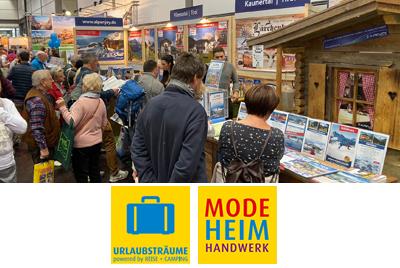 """Mode Heim Handwerk – Thema """"Urlaubsträume"""" in Essen"""