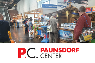 Paunsdorf-Center Leipzig (D)